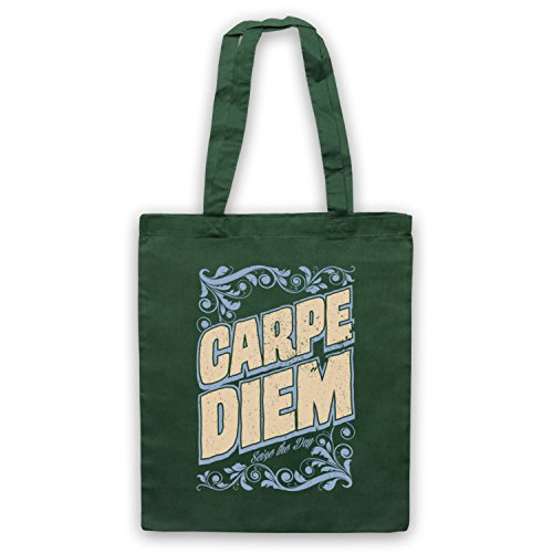 My Icon Art & Clothing , Borsa da spiaggia  Donna Verde scuro