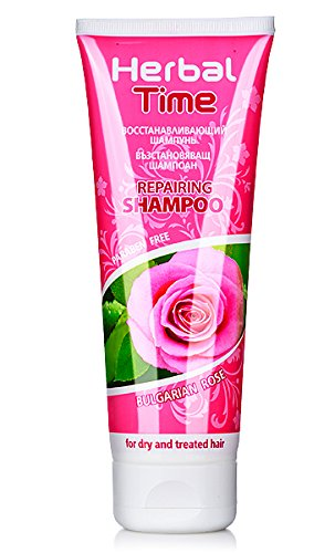 herbal-time-repairing-shampoo-with-bulgarian-rose-for-dry-and-treated-hair-paraben-free