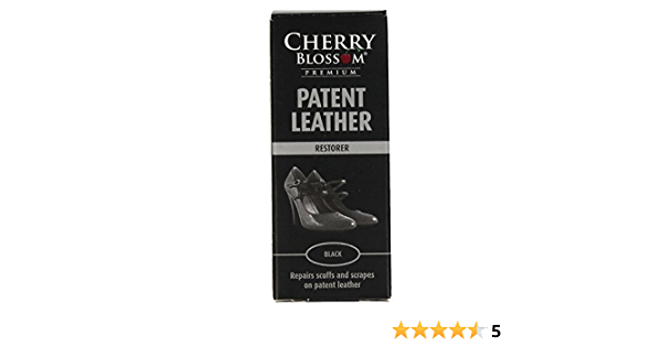 Cherry Blossom Premium Patent Leather