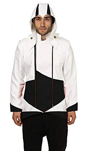 Inception Pro Infinite Assassins Creed Cosplay Jacke (Schwarz -