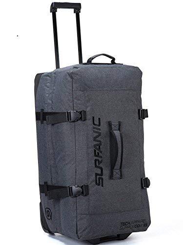 Surfanic bagaglio Maxim roller bag, Storm Grey (Grigio) - SW125004 201-935-ONE