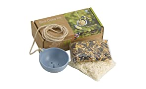 Eco Recycled Bird Feeder - Bird Cake Kit (Blue)