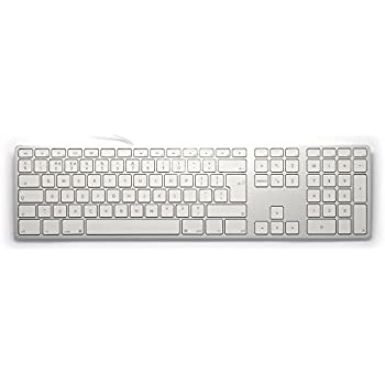 matias wired aluminum keyboard for mac uk electronics. Black Bedroom Furniture Sets. Home Design Ideas
