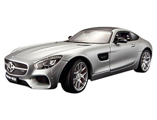 Bburago 15642023 - Mercedes-Benz AMG GT, Simple Jeu modèles