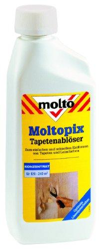 Molto Moltopix Tapetenablöser 750 ml, farblos, 5087777 [Werkzeug]
