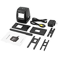 WL18 Todo-en-1 Escáner de película Escáner de Diapositivas Sensor B/N
