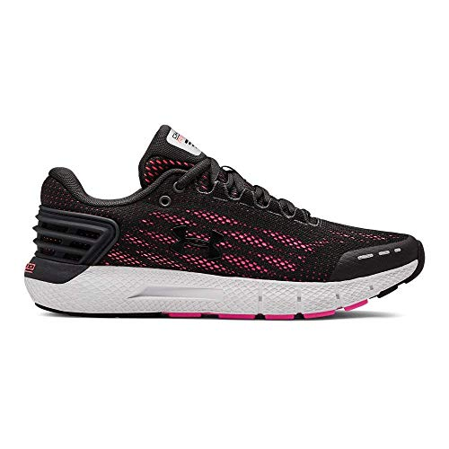 Under Armour Charged Rogue, Scarpe Running Donna, Grigio Peach Plasma/Jet Gray 105, 40.5 EU