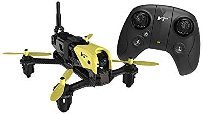 XciteRC 15030700 Storm Racing Hubsan X4 Drone FPV Quadcopter RTF Drone with HD Camera, Battery, Charger and Remote Control by Hubsan