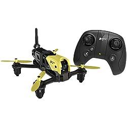 XciteRC 15030700–Hubsan X4Storm Racing Drone FPV cuadricóptero–RTF de dron con cámara HD, batería, Cargador y Control Remoto