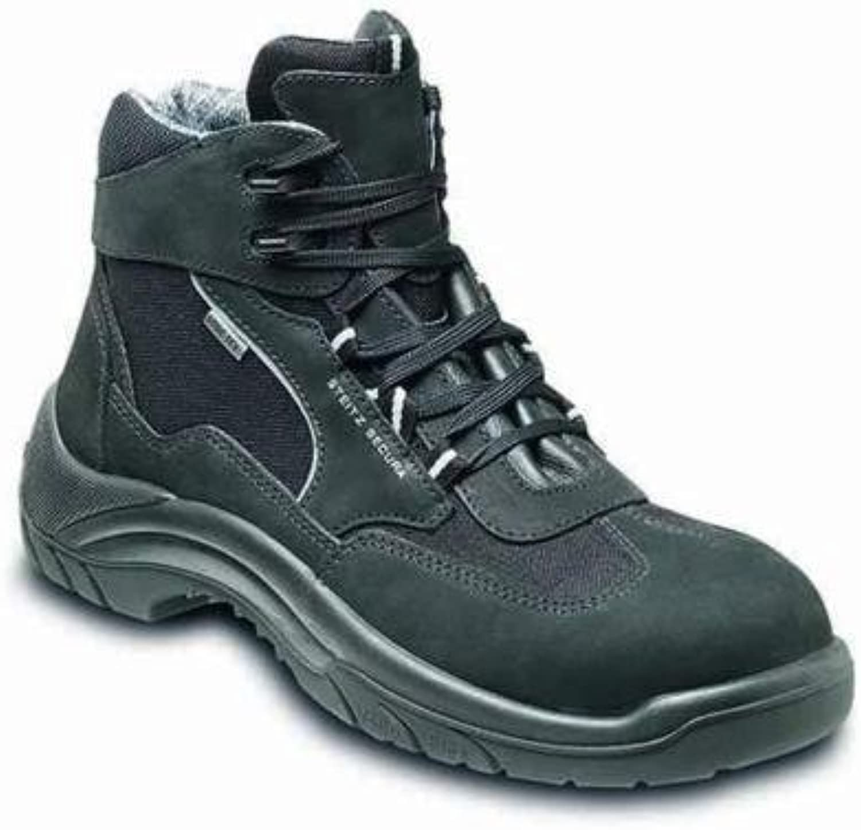 Steitz al788 NB – 46,0 negro Gore Tie Boot