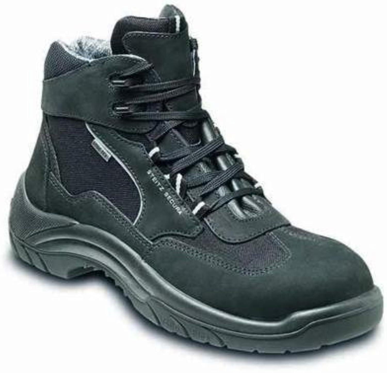 STEITZ SECURA al788 XXB – 44,0 Negro Gore Tie Boot