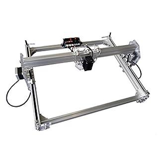 2500MW Alulegierung Desktop DIY CNC Laser Gravierer Engraver Gravur Gravieren Schnitzen Schneiden Maschine Graviermaschine Drucker Laserdrucker A3