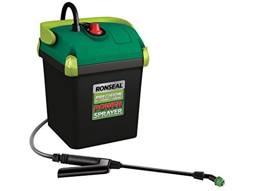 Ronseal PPS Power Sprayer Präzisionsspritzgerät für Puder