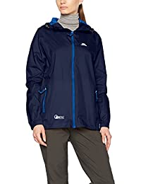 Trespass Women's Qikpac Compact Pack Away Waterproof Rain Jacket