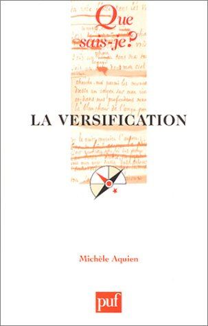 La Versification