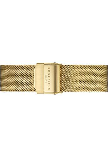 Rosefield Damen Edelstahl Uhrenarmband MGSS121