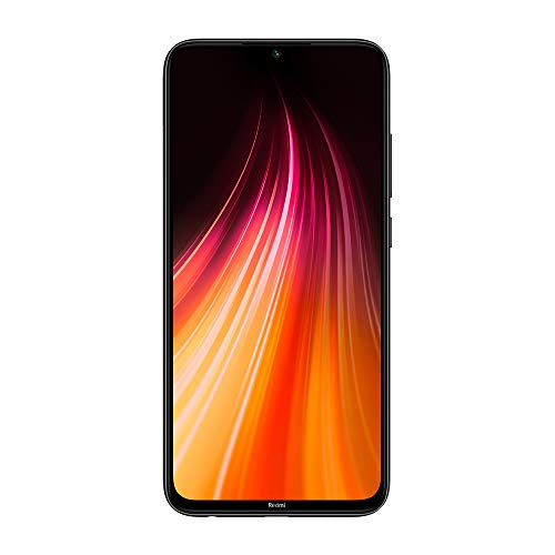 Global Xiaomi Redmi Note 8 Negro 4GB 64GB Smartphone...