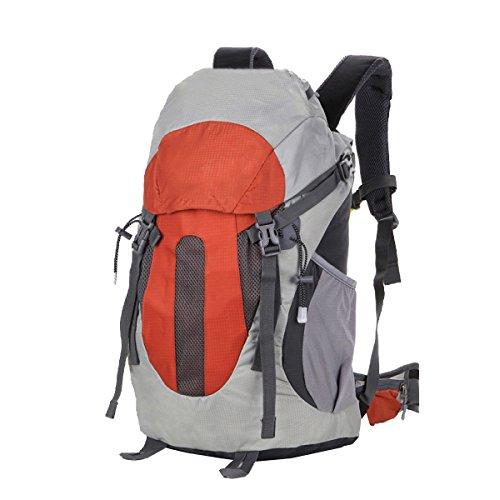 Yy.f Schultern Weiblicher 25L Rucksack Outdoor-Rucksack Wasserdicht Atmungsaktiv Genießen Sie Ihre Qualität Outdoor-Spaß Und Einfach. Multicolor Purple