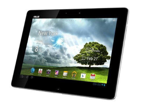 Asus Transformer Pad TF300TL 25,7 cm (10,1 Zoll) Convertible Tablet-PC (NVIDIA Tegra 3, 1,2GHz, 1GB RAM, 32GB eMMC, LTE, Touchscreen, Android 4.0) weiß