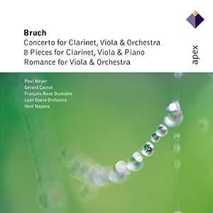 Konzert Fr Klarinette,Viola & Orchester