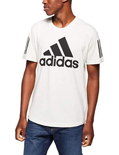Adidas m sid logo, t-shirt uomo, efwhtm, l