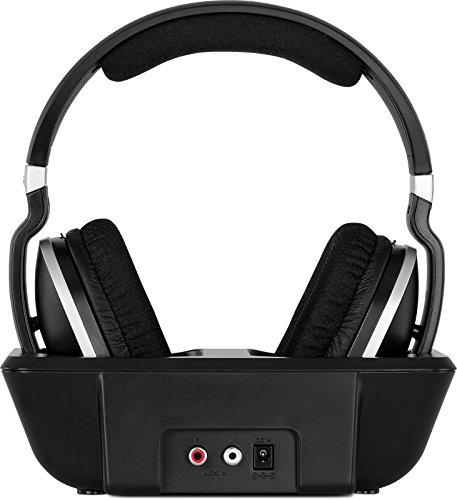 TechniSat StereoMan 2 (2,4GHz Funkkopfhörer) schwarz - 2