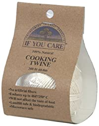 If You Care J25031 Natural Cooking Twine 200-Feet