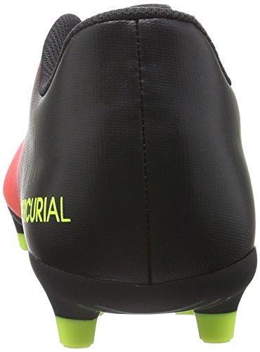 Nike Mercurial Vortex Iii Fg, Chaussures de Foot Homme Multicolore (Total Rouge Crimson/Vert Volt/Black/Pink Blast)