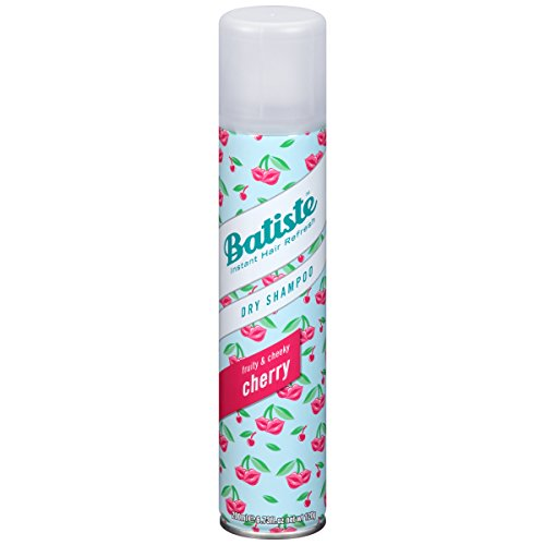 BATISTE Dry Shampoo Cherry, 200 ml