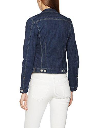Mustang Denim Jacket, Blouson Femme Blau (rinse 092)