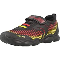 Geox Child Shoes, Colour Black, Brand, Model Child Shoes J MUNFREY Black
