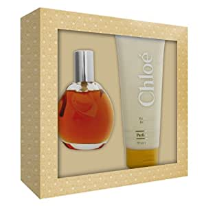Chloe Giftset For Women by Chloe EDT Spray 90ml + Body Lotion 200ml Giftset