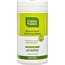 CleanWell - Toallitas de limpieza para manos
