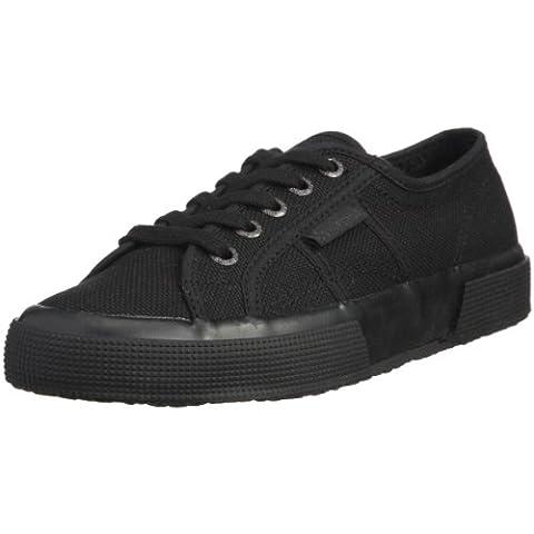 Superga 2750 Cotu Classic, Sneakers Basses mixte adulte, Noir (Total Black 997), 36 EU