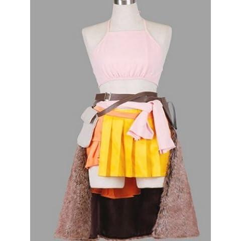 Vivian Final Fantasy F13 Vanilla Installation cosplay costume (Può essere personalizzato),taglia XL (altezza 170-175 cm,70-75 (Costumi Final Fantasy Cosplay)