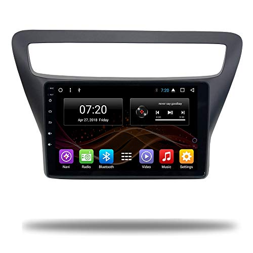 2.5D IPS Android 8.1 Octa Core Car DVD Radio GPS Navigation for Chevrolet Lova RV Stereo Audio Navi Video with Bluetooth Calling WiFi Touch Screen (Android 8.1 2/32G for Chevrolet Lova RV) (Rv-bluetooth-stereo -)