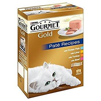 Gourmet Gold Pastete Rezepte 12 x 85g