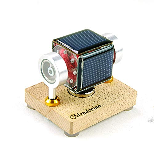 HandsMagic Klein Mendocino Motor Sun Spielzeug Wissenschaft  Physik Spielzeug