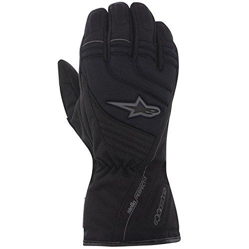 Alpinestars Stella Transition Damen Handschuhe, Farbe schwarz-cool-grau, Größe XL