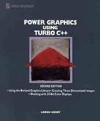 Power Graphics Using Turbo C++