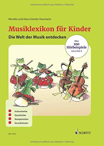 Musiklexikon für Kinder: Die Welt der Musik entdecken