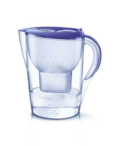 Brita Marella XL - Jarra con filtro de agua 3.5 L, color lavanda