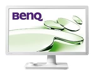 """BenQ V2200 Eco Ãcran LCD TFT r étro éclairage par LED 21.5""""  écran large 1920 x 1080 250 cd/m2 1000:1 5000000:1 (dynamique) 5 ms 0.276 mm HDMI, VGA blanc"""