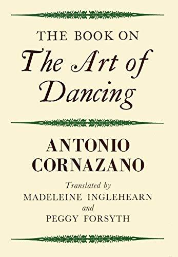 The Book on the Art of Dancing por Antonio Cornazano