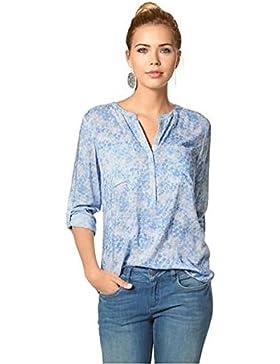 Tom Tailor Damen Bluse Allover Print