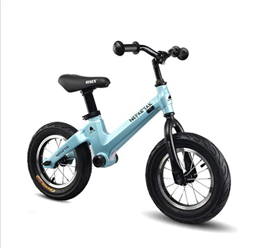 MYMAO 01Kinderbalance Auto Auto Kinder kein Pedalrad 1-3-6 Jahre Alten Toddler Auto Kleinwagen Roller,Blue -
