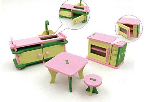 Mobili Per Casa Delle Bambole : Honta casa delle bambole mini cute decor set mobili per casa