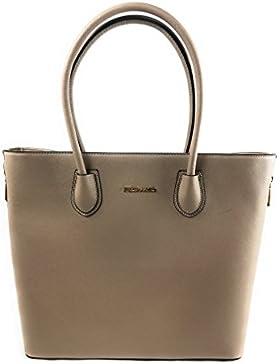 CAPRIUM Handtasche, Shopper, Tasche, Schultertasche, Premium Qualität, Damen 000F9246
