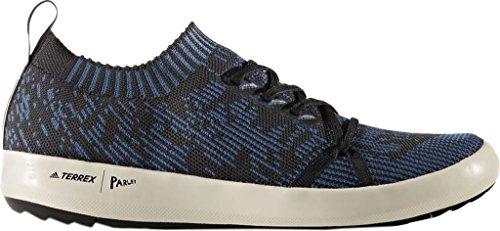 Adidas Terrex Climacool Bateau Pourparlers Chaussure de course à pied–pour Homme Core Blue/Core Black/Chalk White