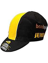 Team Berretto da ciclismo – stile vintage – taglia unica ... f3a16369be13